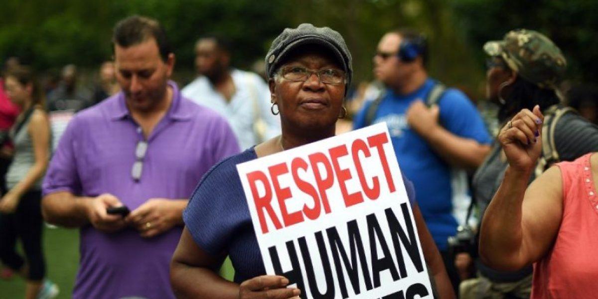 En imágenes: conmemoran aniversario de la muerte de Eric Garner