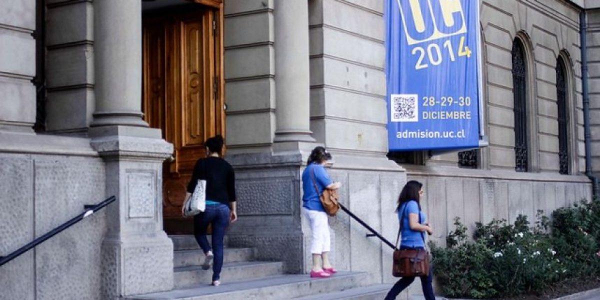 Cuatro universidades chilenas dentro de las mejores del mundo