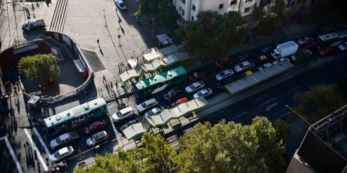 Gobierno evalúa combatir congestión con tarificación vial