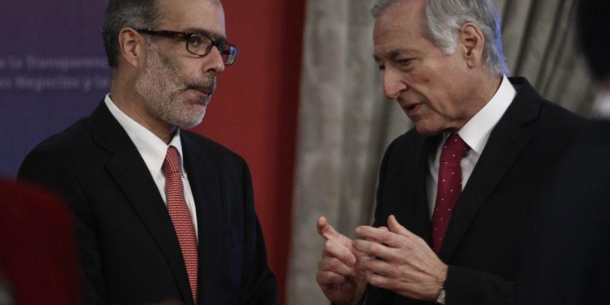 Ministros Muñoz y Valdés se reúnen con vicepresidente de EE.UU.