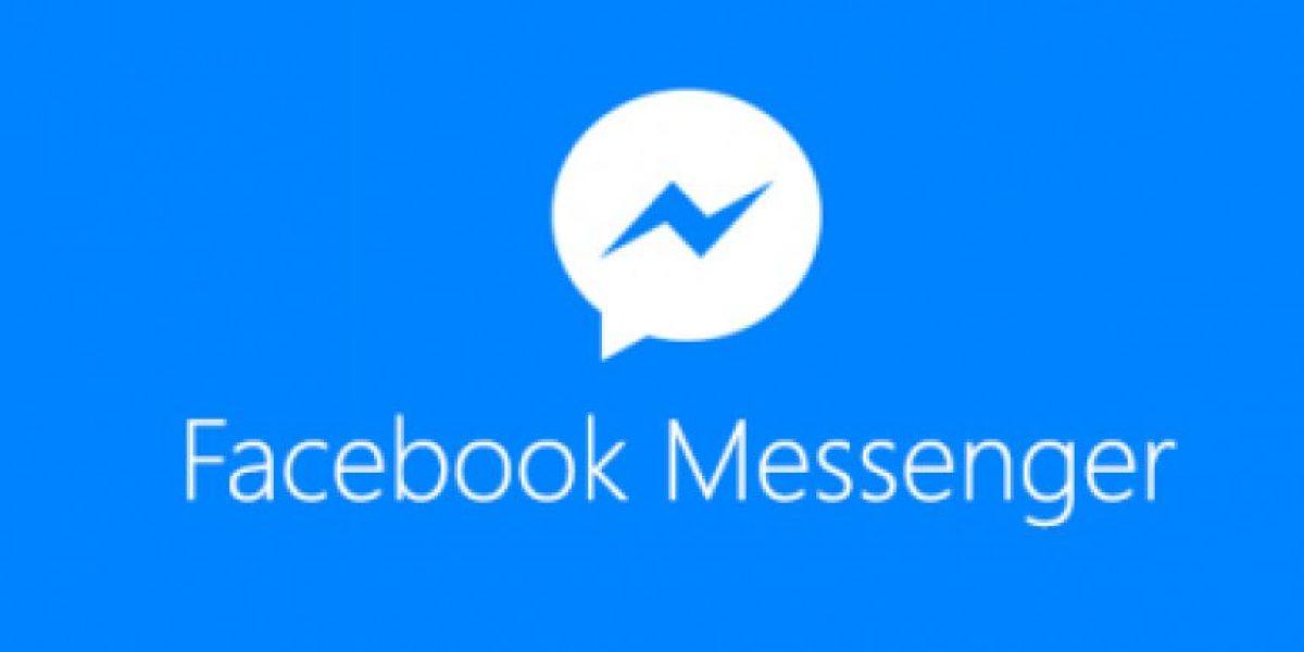 Ya se puede usar Messenger de Facebook sin cuenta en la red