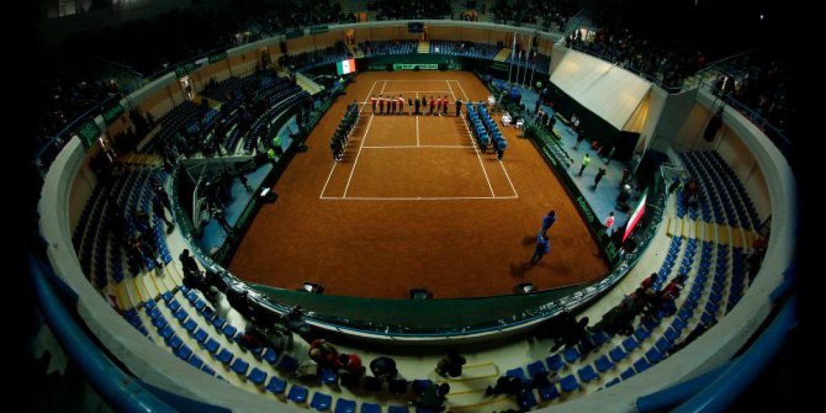 Así vivimos la jornada de dobles que se llevó Chile en Copa Davis