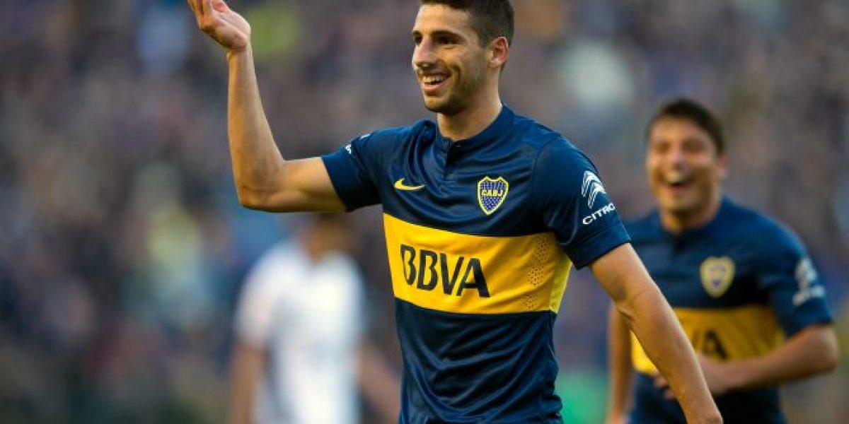 Video: ¡Globito de rabona! El espectacular gol de Calleri en el regreso de Tevez a Boca