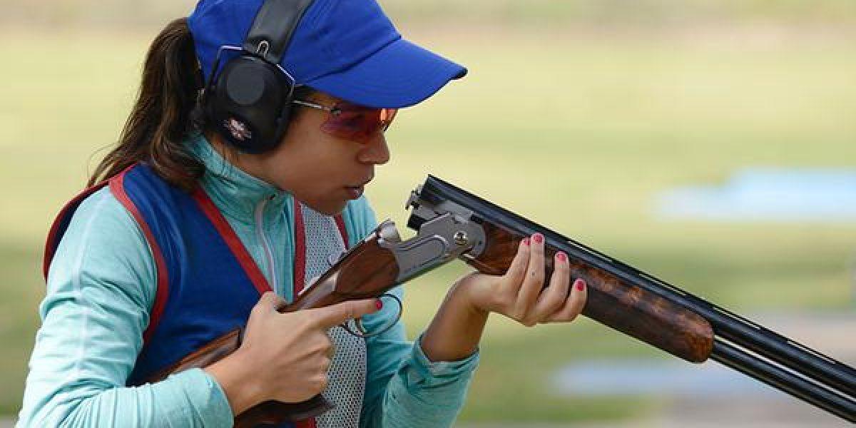 Francisca Crovetto suma una nueva medalla de bronce para Chile en tiro skeet