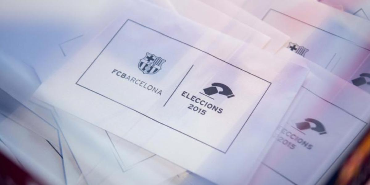 Fotos: Las estrellas del Barcelona votaron para elegir nuevo presidente