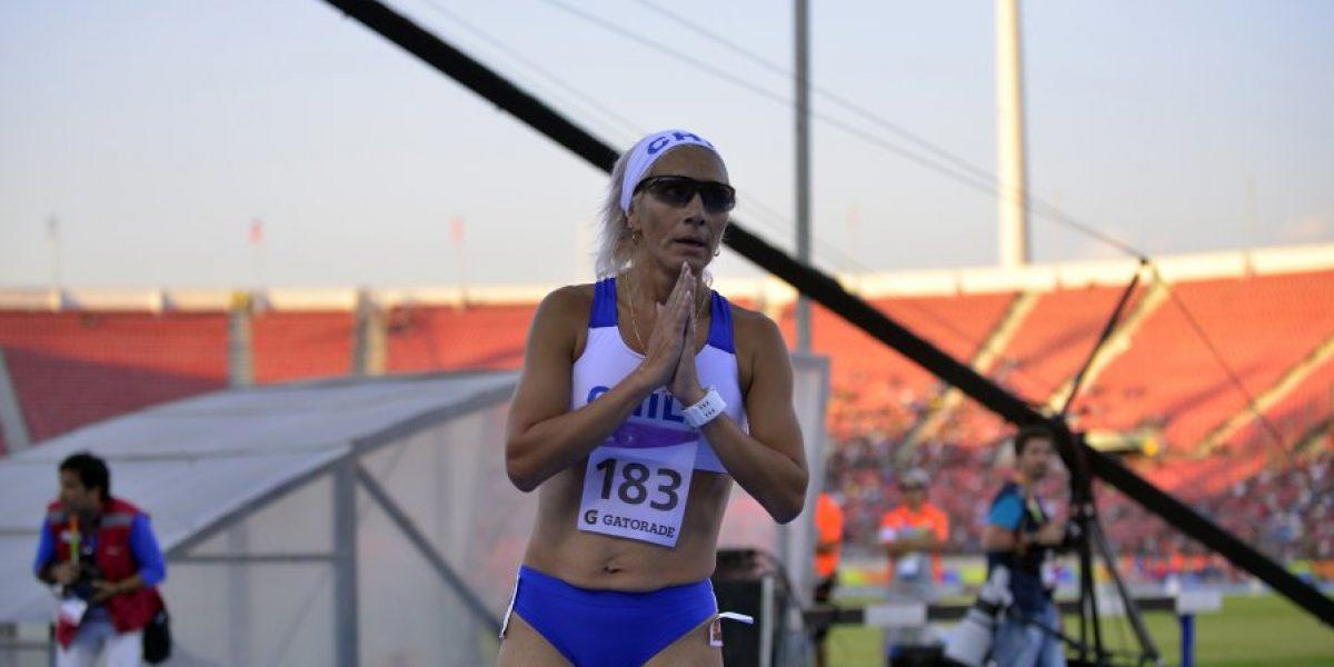 Érika Olivera finalizó en el undécimo lugar en la maratón de Toronto 2015