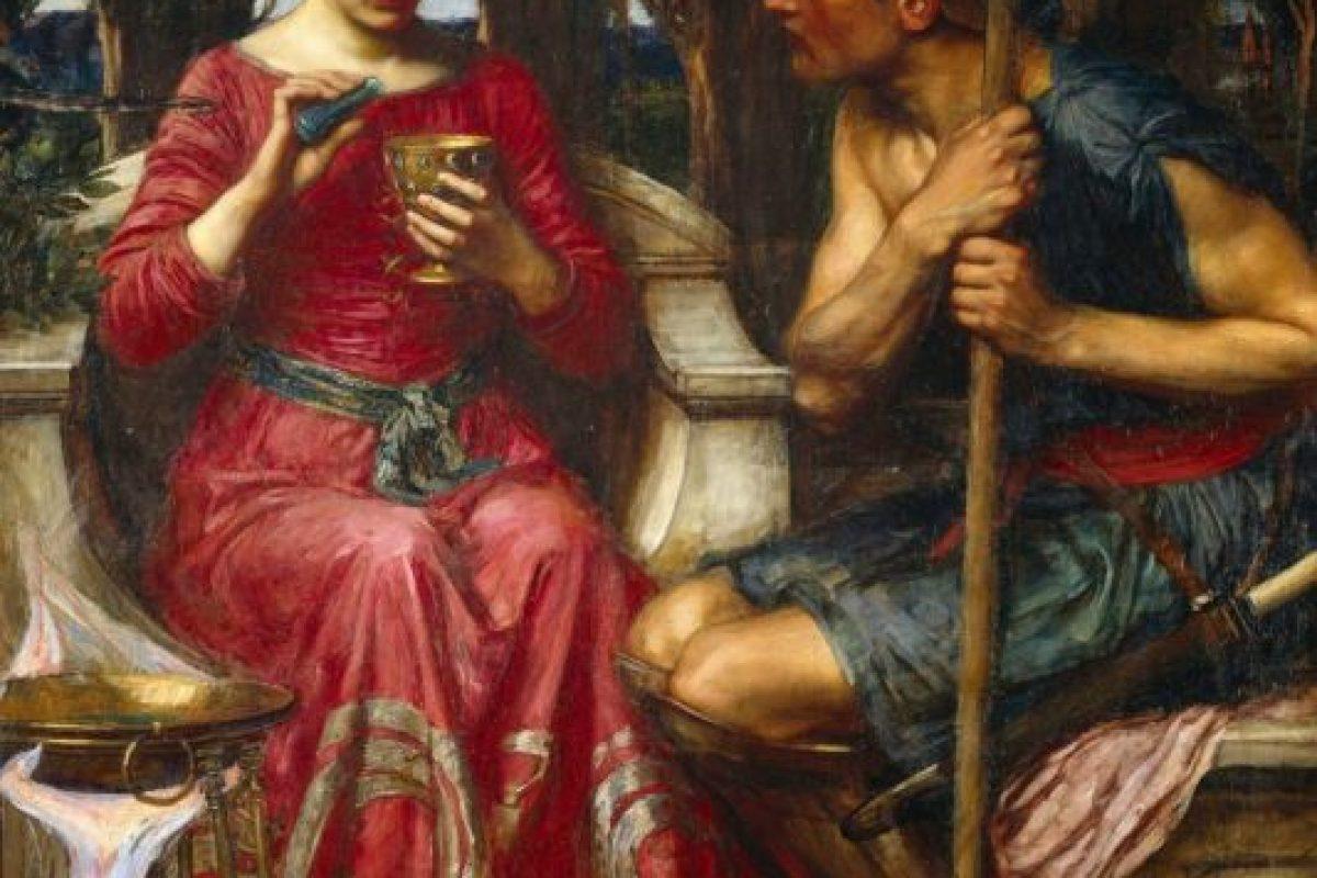 Ella era una hechicera casada con el héroe mitológico Jason. Pero él la engañó con una mujer más joven. A esta la mató con un manto que la consumió en llamas. Foto:vía Wikipedia. Imagen Por: