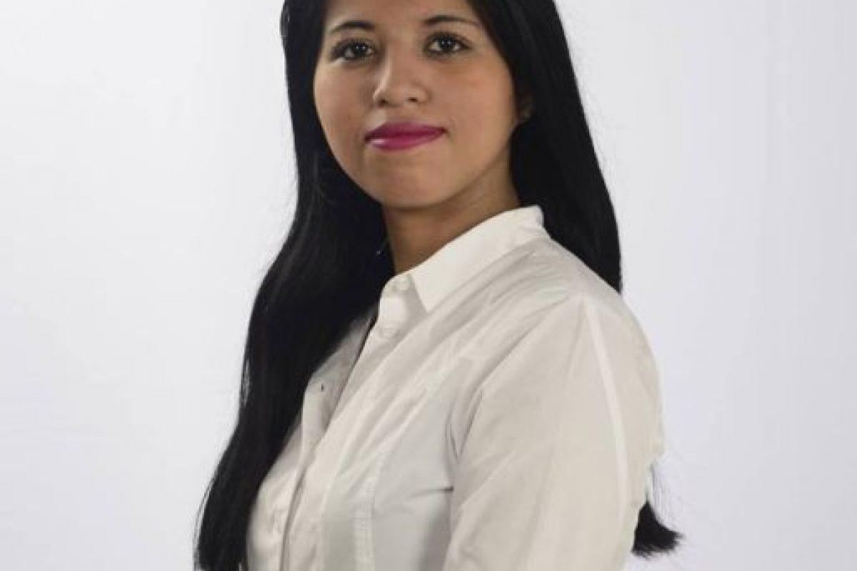 Yakiri Rubio es una joven mexicana que apuñaló a su violador, que la secuestró y la llevó a un hotel. Por eso fue acusada de homicidio. Luego fue absuelta. Foto:vía Facebook/Yakiri Rubio. Imagen Por: