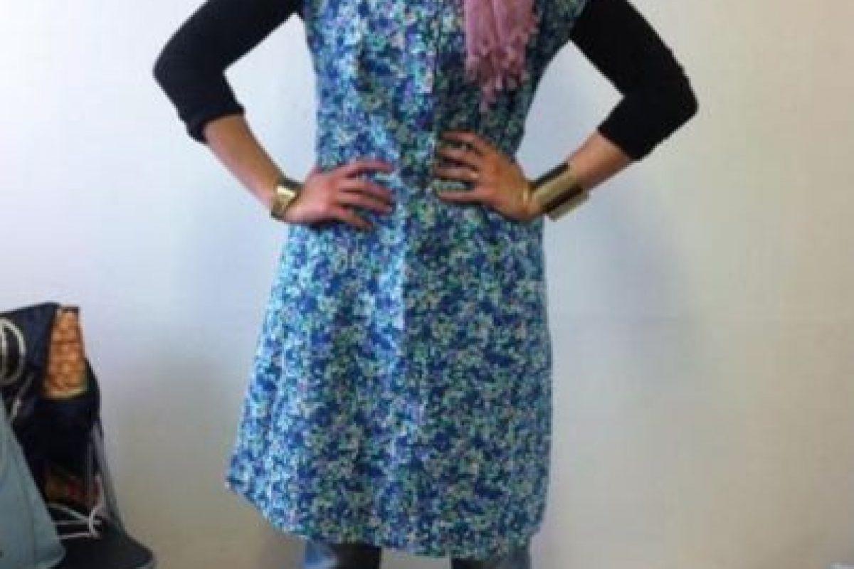 """Ellas muestran que el concepto de """"modestia"""" no es asociado a la falta de arreglo personal. Foto:vía Dina Tokio. Imagen Por:"""