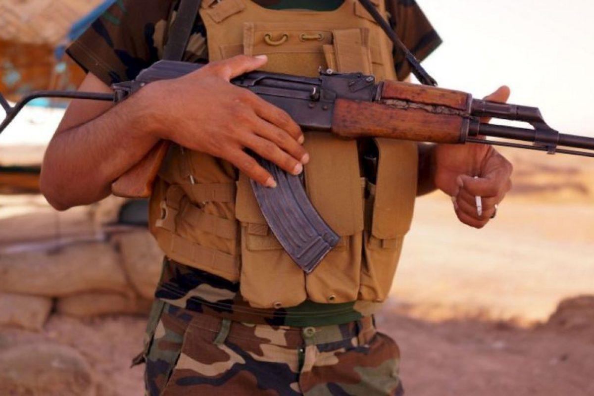 Es uno de los más mortíferos desde que el grupo yihadista conquistó grandes áreas del país en junio del año pasado Foto:Getty Images. Imagen Por: