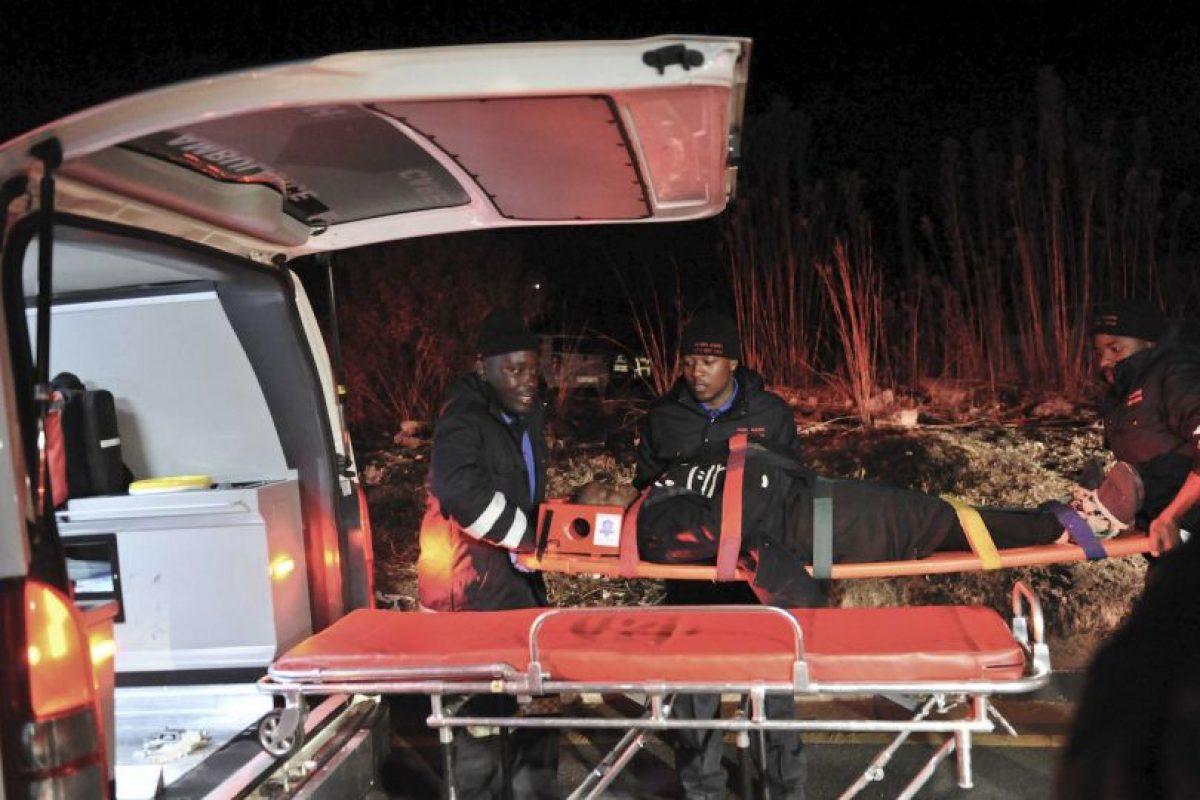 Más de 250 personas fueron trasladadas a los hospitales. Foto:AP. Imagen Por: