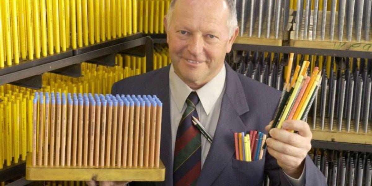 El uruguayo coleccionista de lápices que busca su séptimo Guinness