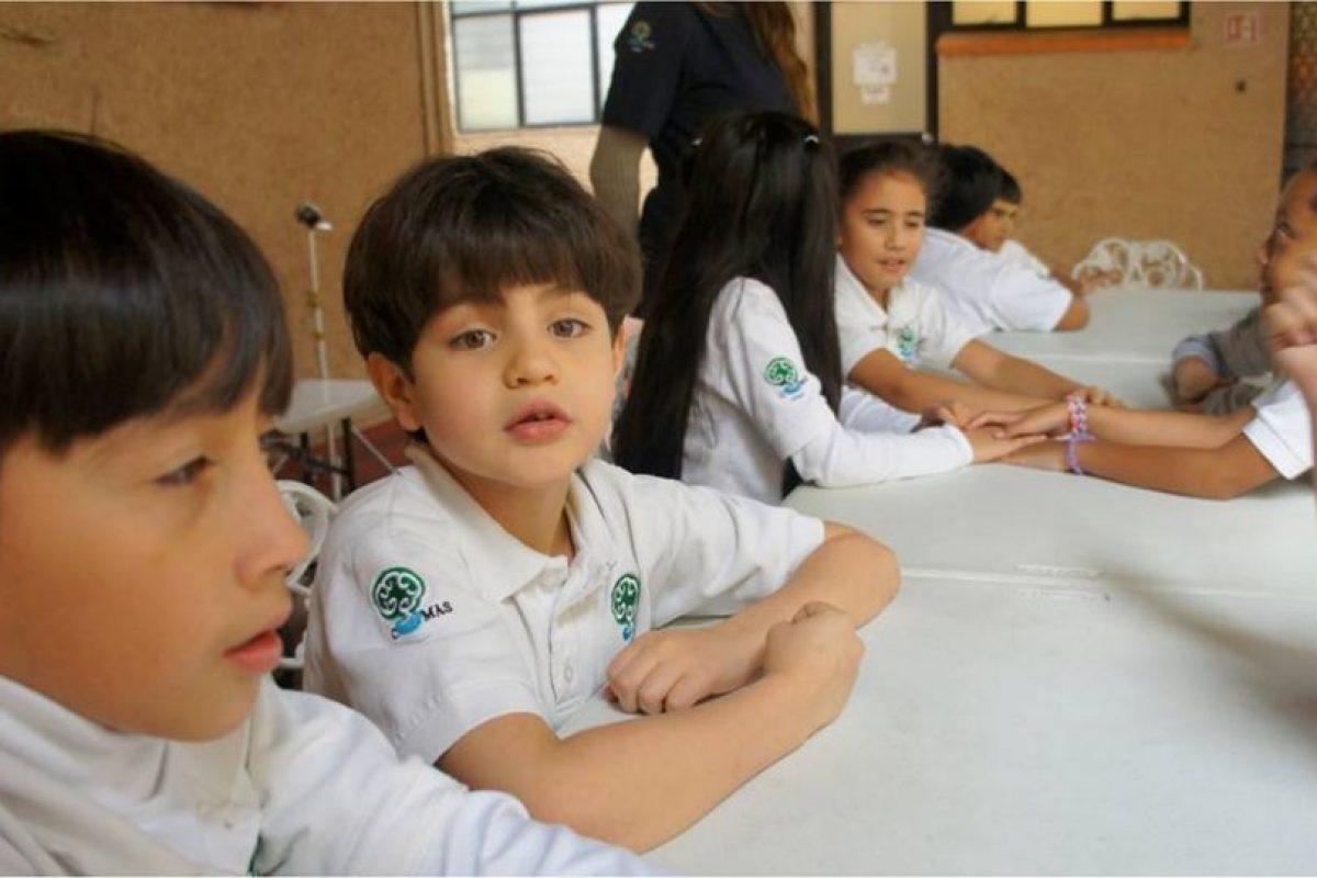 3.- Son distraídos, aunque tienen la habilidad de aprender sin prestar atención Foto:vía facebook.com/Centro-de-Atención-al-Talento. Imagen Por: