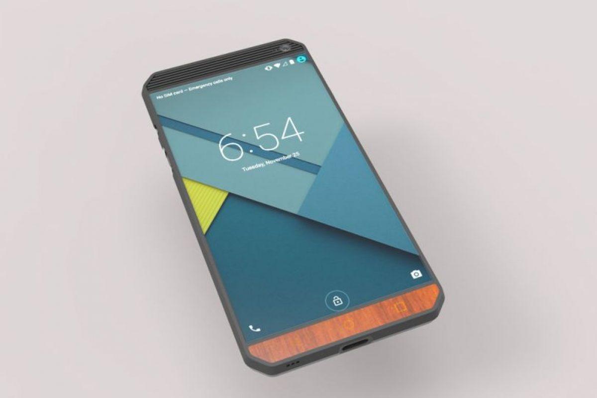 Otros prototipos de celulares Foto:Pierre Cerveau. Imagen Por: