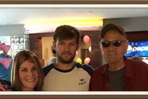 Esta fue la última fotografía de Jennifer con su padre. Foto:vía facebook.com/Jennifer.Real.Rocco. Imagen Por: