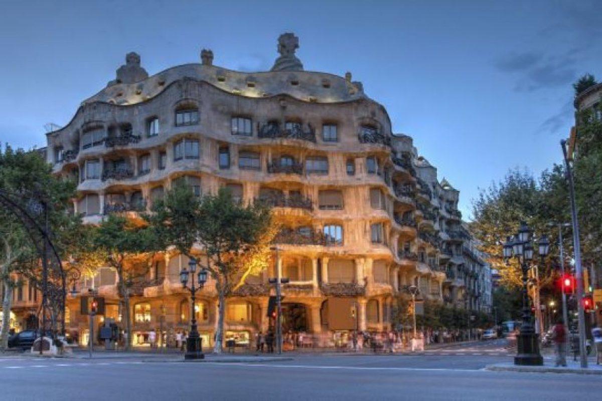 2. La Pedrera, Barcelona, España Foto:GETTY IMAGES. Imagen Por: