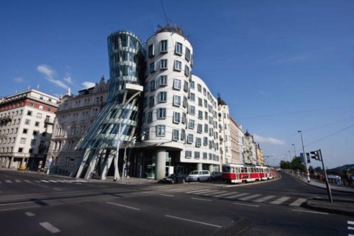 5. La casa danzante, Praga, República Checa Foto:Foto reproducida. Imagen Por: