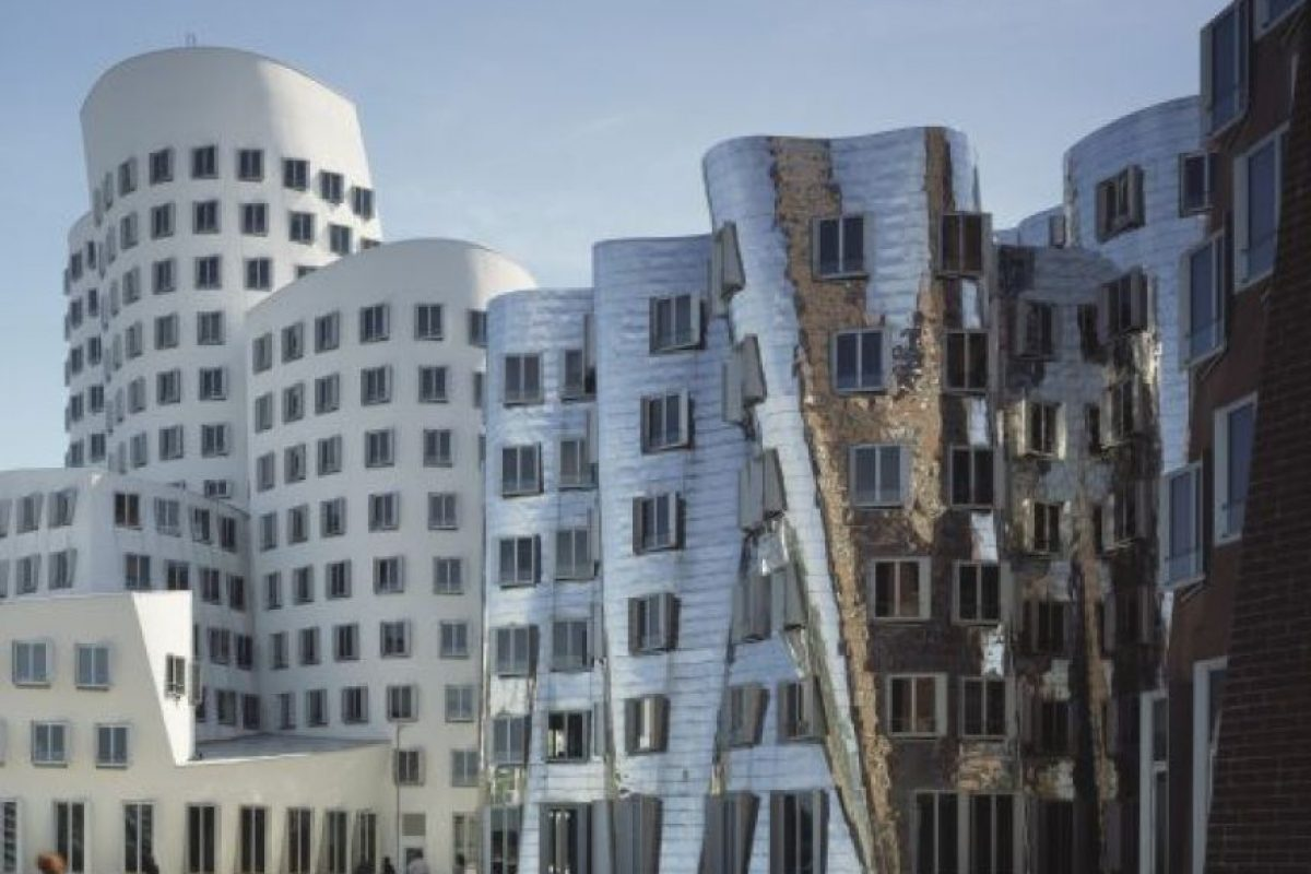 10. El nuevo Zollhof, Düsseldorf, Alemania. Foto:GETTY IMAGES. Imagen Por: