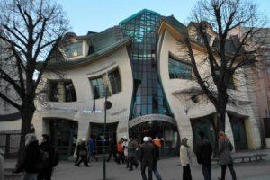 12. La casa torcida, Sopot, Polonia Foto:GETTY IMAGES. Imagen Por: