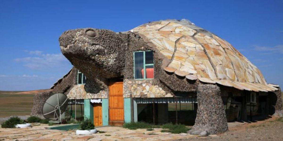 Veinte de las construcciones más extrañas en el mundo