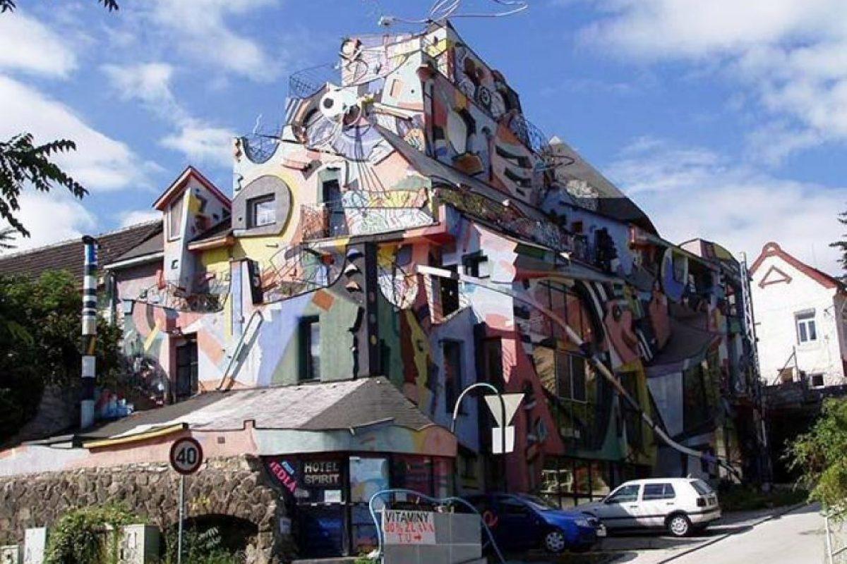 17. Hotel Spirit ,Bratislava, Eslovaquia. Foto:Foto reproducida. Imagen Por: