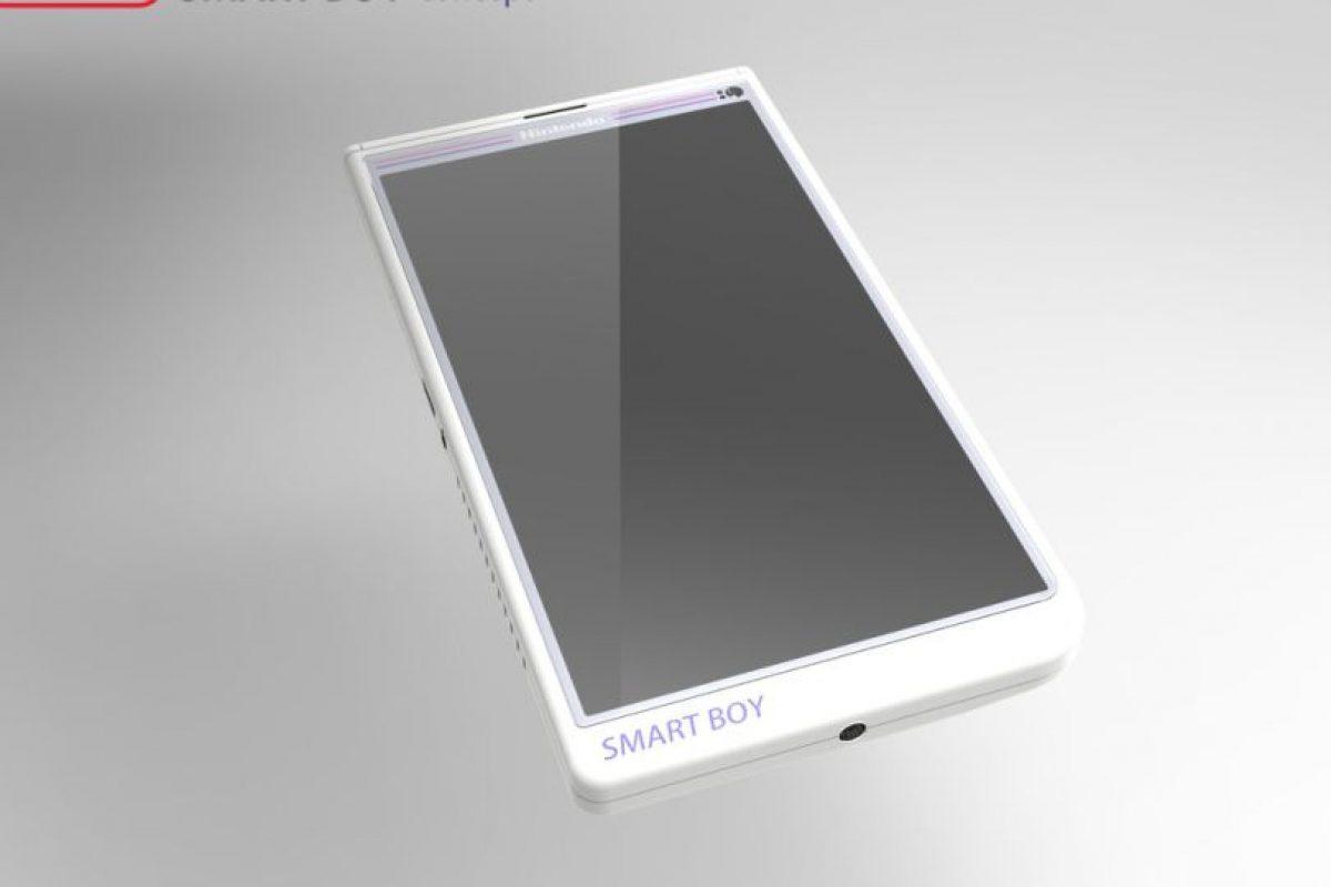 El móvil de Nintendo Foto:Pierre Cerveau. Imagen Por: