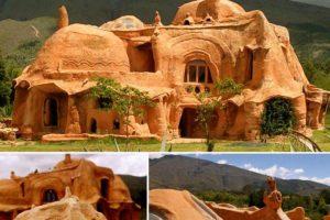 20. Casa de cerámica en Colombia. Foto:Foto reproducida. Imagen Por:
