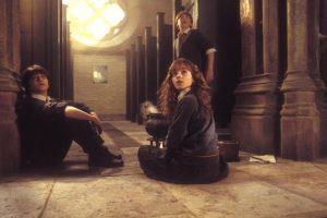 El Patronus de Ron y Hermione es un perro Jack Russell Terrier. Foto:vía facebook.com/HarryPotterUK. Imagen Por: