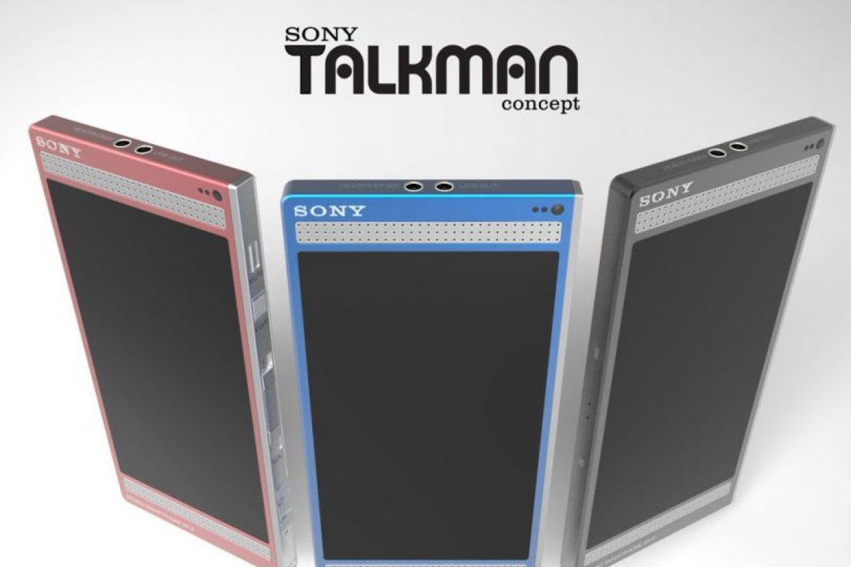 Walkman de Sony, para este diseñador, tendría que evolucionar a Talkman Foto:Pierre Cerveau. Imagen Por:
