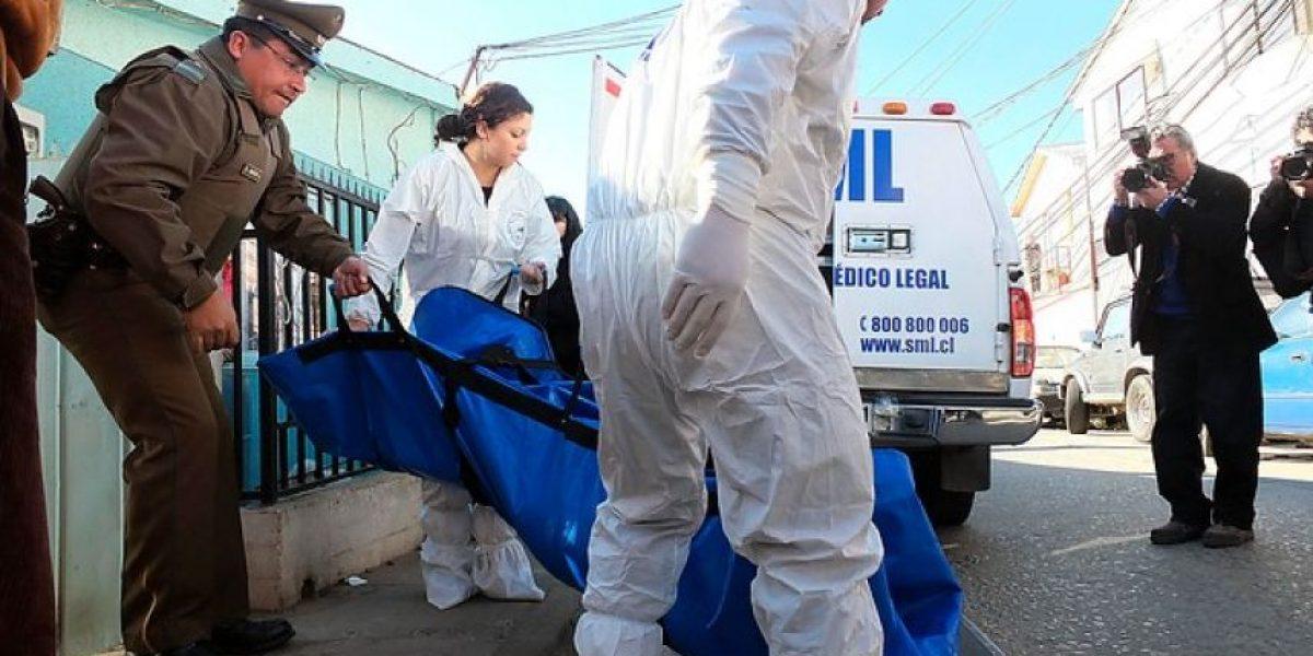 Joven acusada de asesinar a su hijo recién nacido es detenida en Hualqui