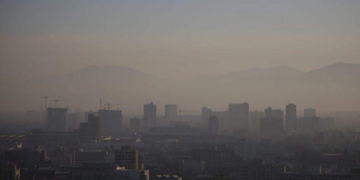 Decretan cuarta alerta ambiental consecutiva en Santiago