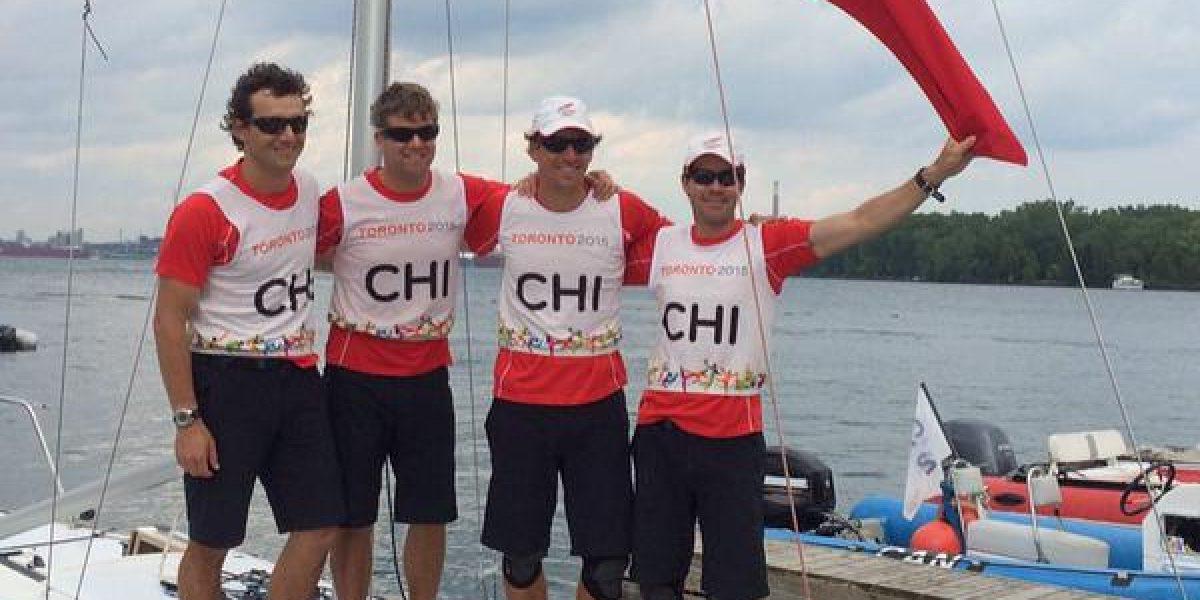 El velerismo le regaló a Chile otra medalla de bronce en categoría J-24