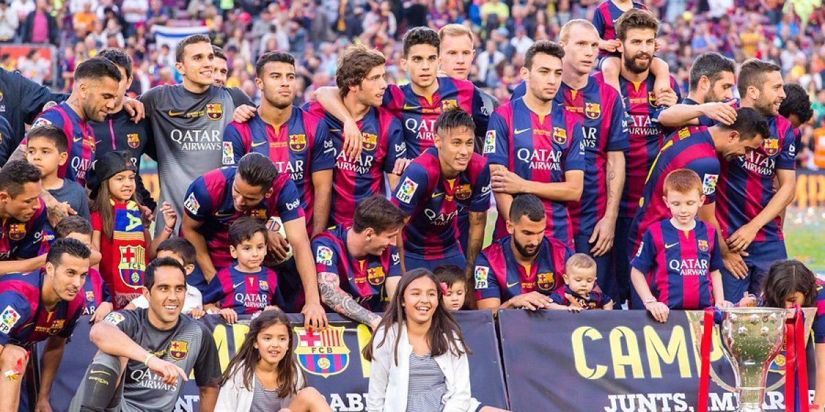 Barcelona viaja a EE.UU. sin Bravo para disputar amistosos de pretemporada