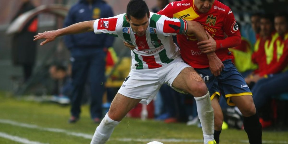 Unión goleó a Palestino en el Clásico y llegará encendida al duelo ante Colo Colo