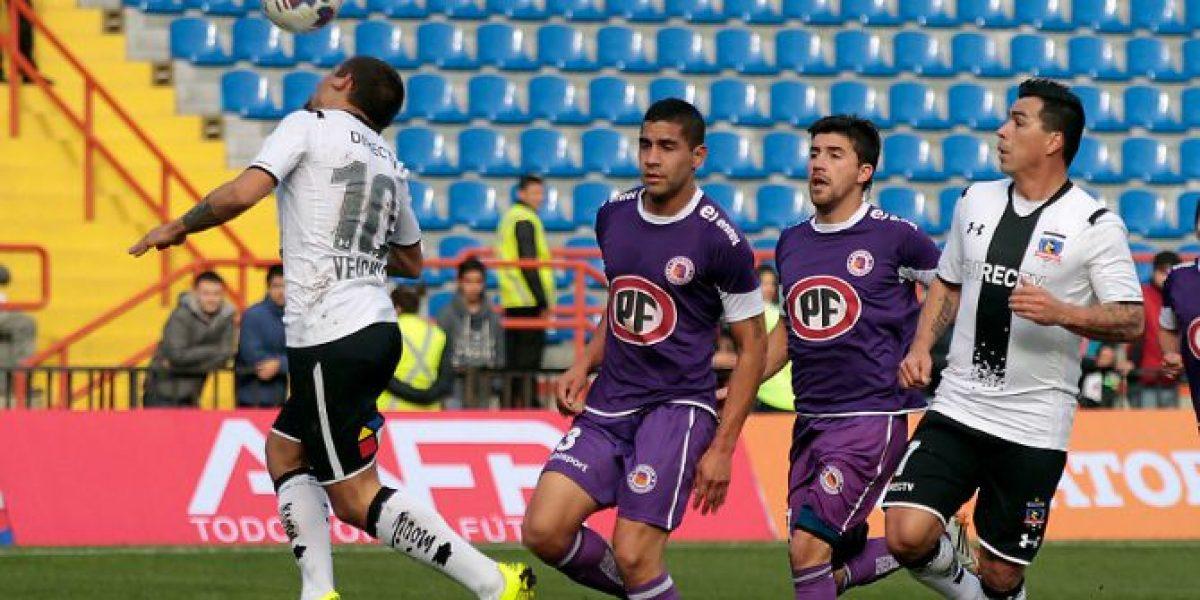 Así vivimos la victoria de Colo Colo sobre Deportes Concepción