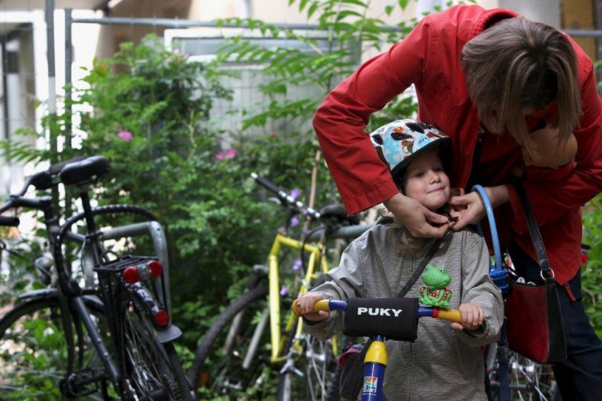 El deporte ayuda a evitar que la enfermedad se presente en los niños Foto:Getty Images. Imagen Por: