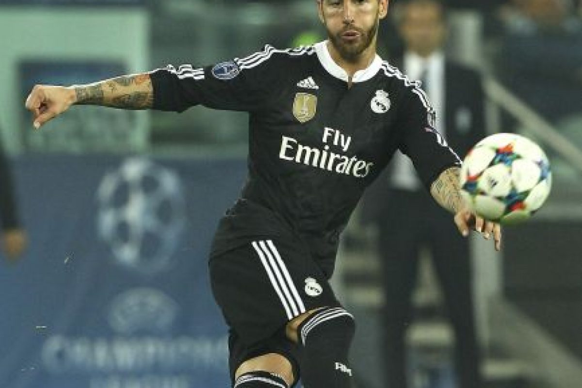 Sergio Ramos se hace con 5.95 millones de dólares Foto:Getty Images. Imagen Por: