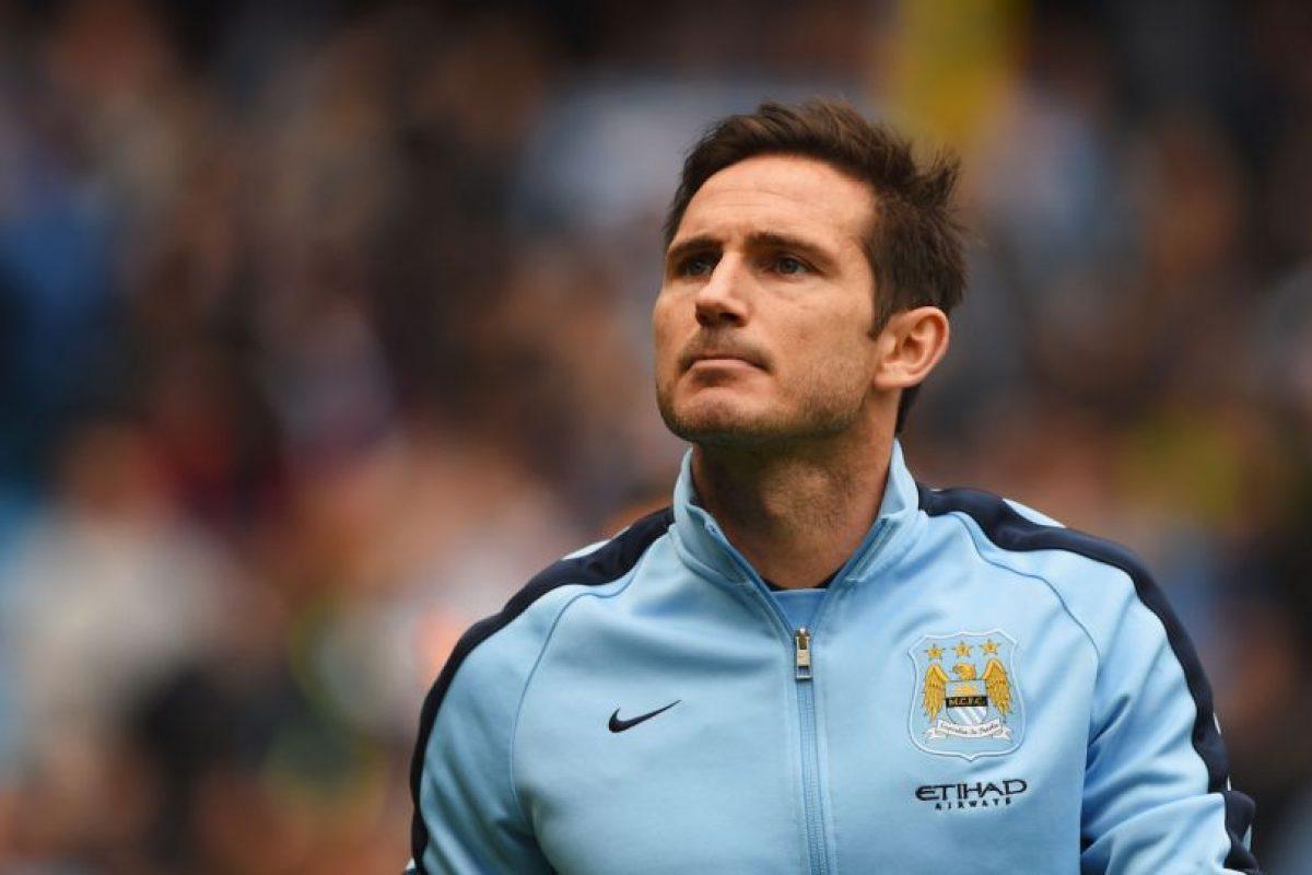 Frank Lampard Foto:Getty Images. Imagen Por: