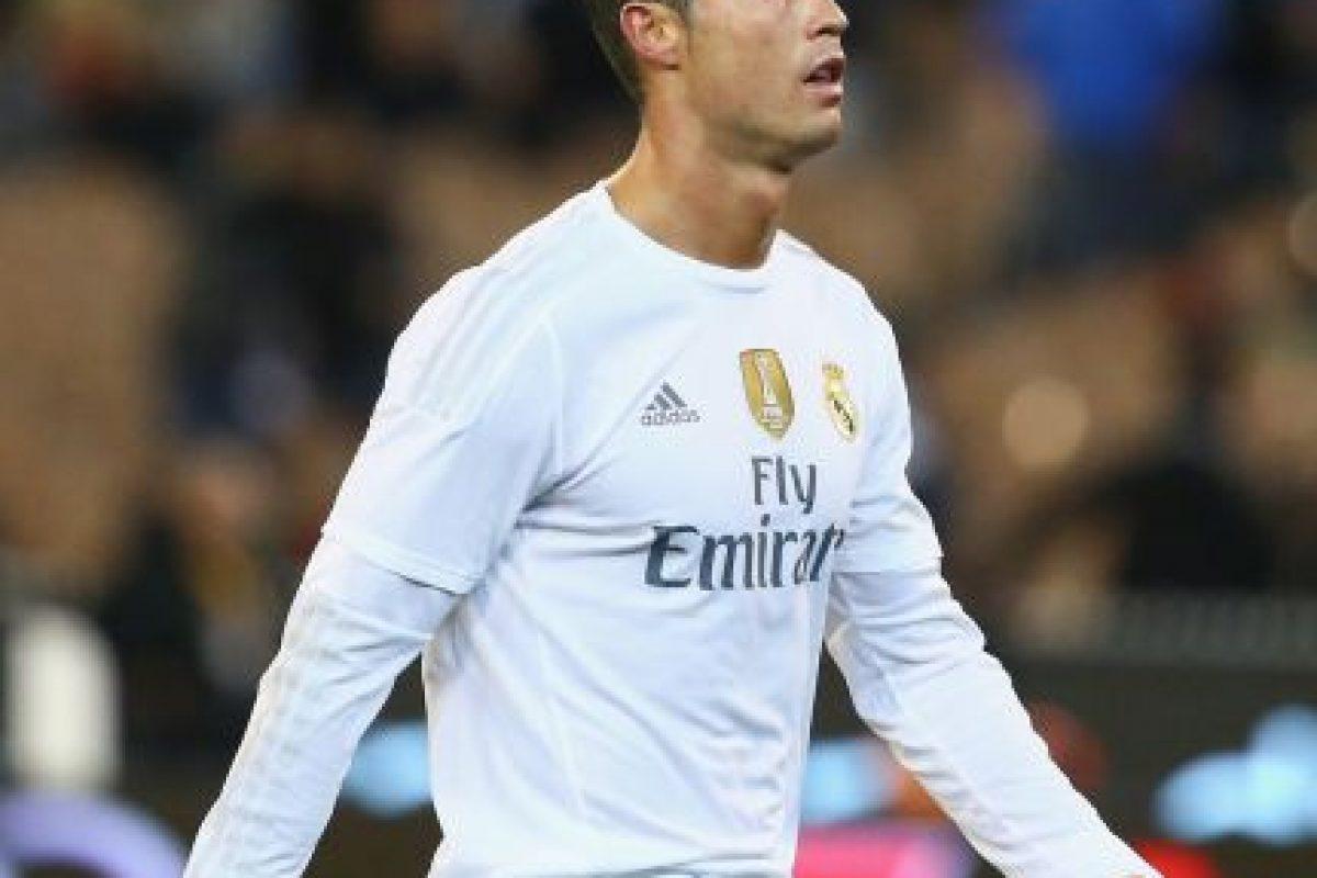 """Cristiano Ronaldo es el mejor pagado de los """"merengues"""" con 29.2 millones de dólares Foto:Getty Images. Imagen Por:"""