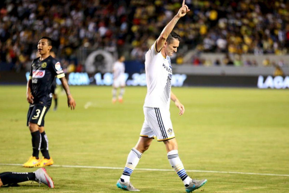 El futbolista irlandés se embolsa 4.5 millones con el Galaxy de Los Angeles Foto:Getty Images. Imagen Por: