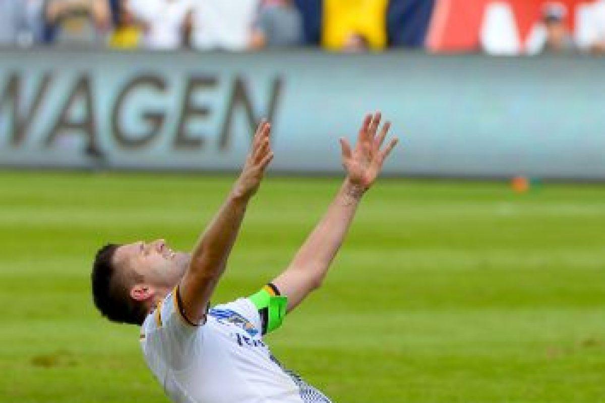 Robbie Keane Foto:Getty Images. Imagen Por: