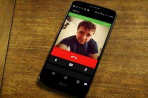 Así se ve su interfaz en Android Foto:Trumblr. Imagen Por: