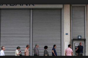 Ha reducido los salarios del sector público en 20% y las pensiones en 10% Foto:AP. Imagen Por: