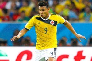 Ha participado en el Mundial de 2014 y las Copas América de 2011 y 2015 Foto:Vía twitter.com/TeoGolR. Imagen Por: