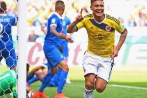 Teófilo es seleccionado colombiano Foto:Vía twitter.com/TeoGolR. Imagen Por:
