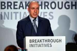 El multimillonario Yuri Milnerserá aportará 100 millones de dólares a la investigación. Foto:AFP. Imagen Por: