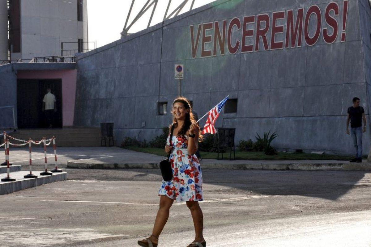 6. Apertura de Embajadas- Foto:AFP. Imagen Por: