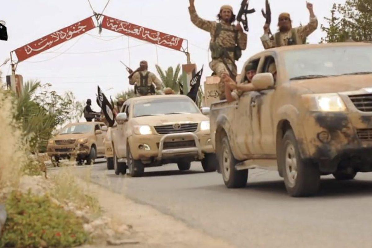 Al parecer el grupo terrorista está adaptando sus armas para hacerlas más dañinas. Foto:AFP. Imagen Por: