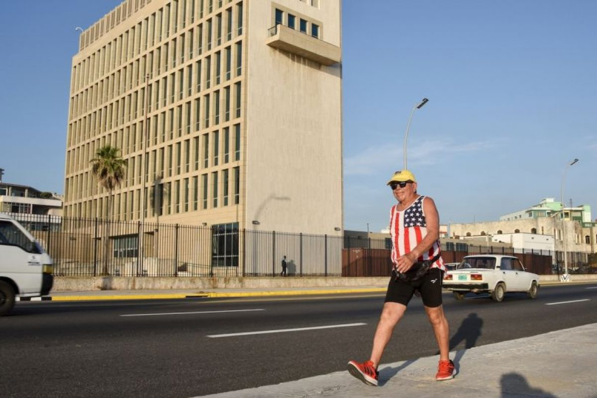 Esta semana se dio a conocer que se restablecían los viajes en ferry a Cuba. Desde el establecimiento del embargo no se permitían dichos viajes. Foto:AFP. Imagen Por: