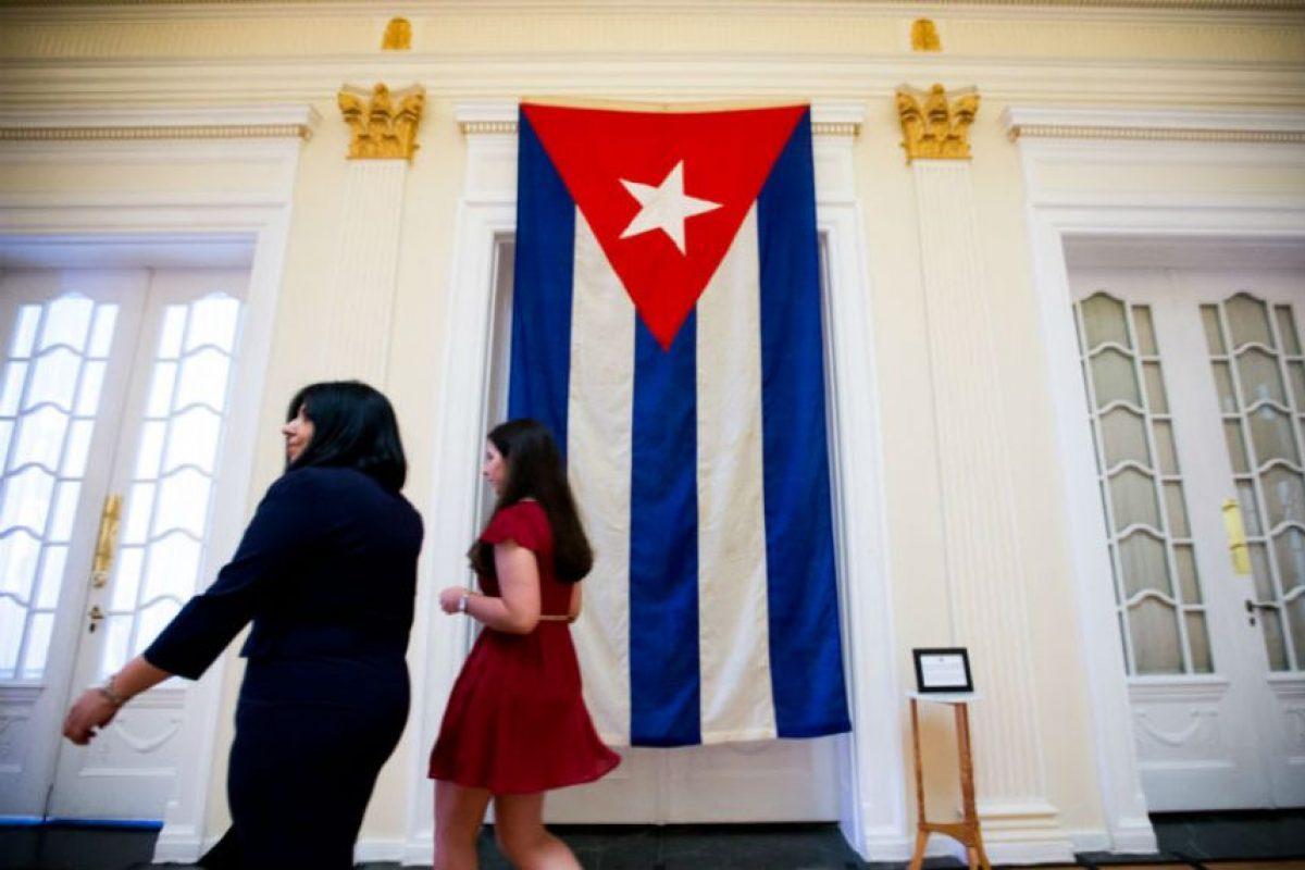 La delegación cubana estuvo encabezada por el ministro cubano de Relaciones Exteriores, Bruno Rodríguez Parrilla. Foto:AFP. Imagen Por: